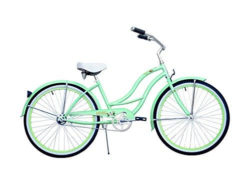 Micargi Tahiti-F-Mgrn Women's Cruiser Bikes,...