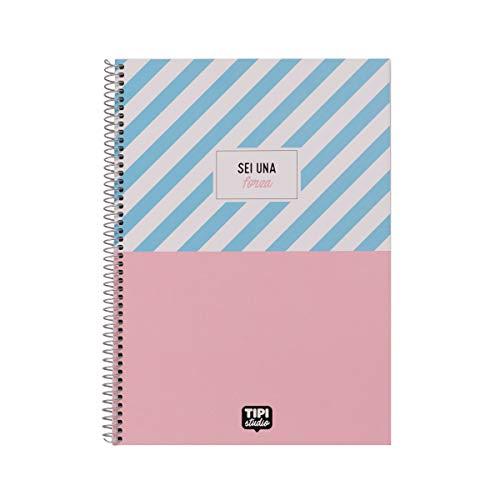 Cuaderno de espiral A4 - Seis una fuerza