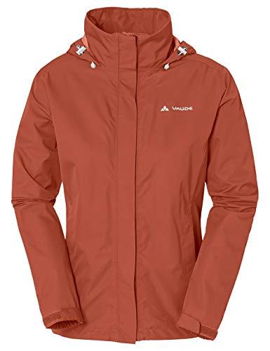 Vaude Damen Jacke Women's Escape Light Jacket, Hotchili, 44, 03895