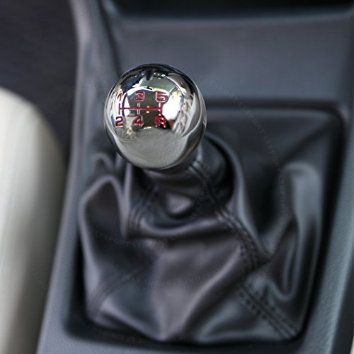 neon chrome shift knob - 4