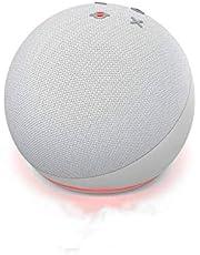 New Echo (4th Generation) | Provides High-quality Sound, Smart Home Hub And Alexa |
