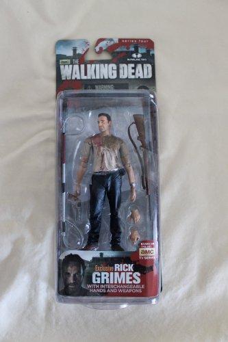 McFarlane Toys The Walking Dead TV Exclusive Action Figure Rick Grimes