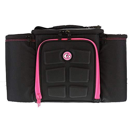 6 Pack Fitness Innovator 300 Meal Prep Management System (Black/Neon...