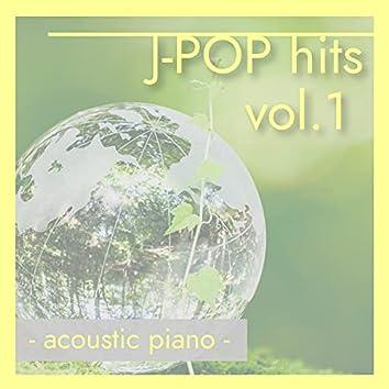 J-POP hits vol.1 -acoustic piano-