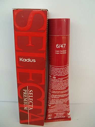 Kadus Selecta Haarfarbe Premium 6/47