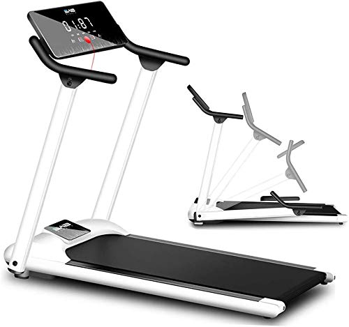 Mu Xin Electric Folding Treadmill,Treadmills for Home 300 lbs Weight Capacity,Best Treadmill 2020Intended for Home/Office Portable Gym Equipment