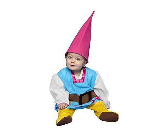 Disfraz de Gnoma para bebés de 6 a 12 meses