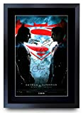 HWC Trading Poster Batman Vs Superman The Cast Ben Affleck