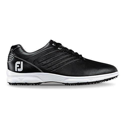 FootJoy Men's FJ ARC SL-Previous Season Style Golf Shoes Black 8.5 W US
