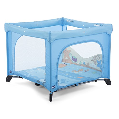 Chicco 00079841800000 Sea Dreams Box Open, 94x94x76 cm, Blu