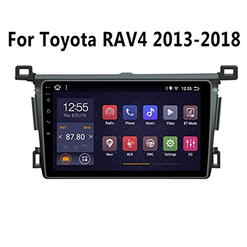 Gps Navigation Autoradio Car Stereo, Car Multimedia - For Toyota Rav4...