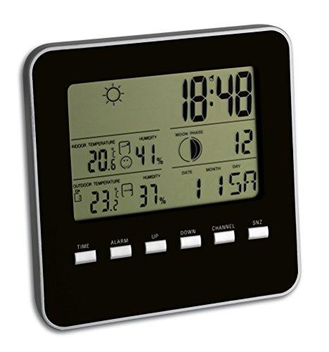 TFA 35.1098.01 Digitaal weerstation met draadloze sensor