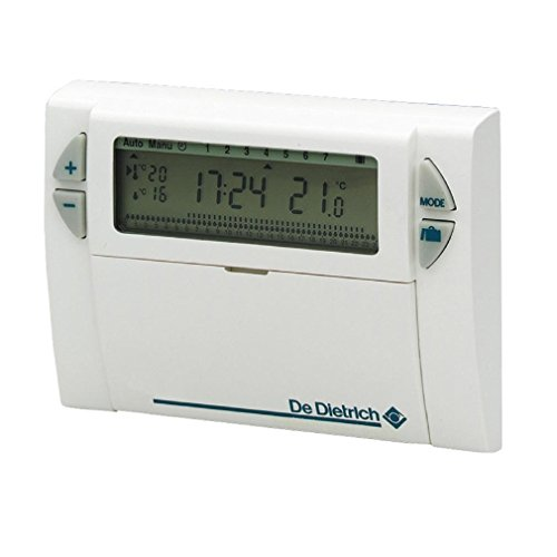 Thermostat dAmbiance Filaire Contact sec Programmable...