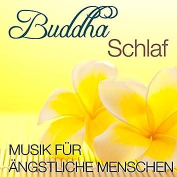 Buddha Schlaf - Musik für ängstliche Menschen, Unglaublich entspannende Musik mit neuer Alter Klänge und Geräusche der Natur (Regen und Meer), Japanische Flöte und Shakuhachi-Flöte.