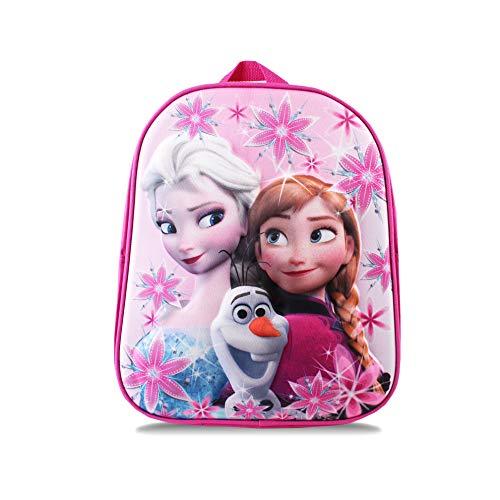 Disney Frozen Group Sac à Dos Enfants 31 Centimeters 7...