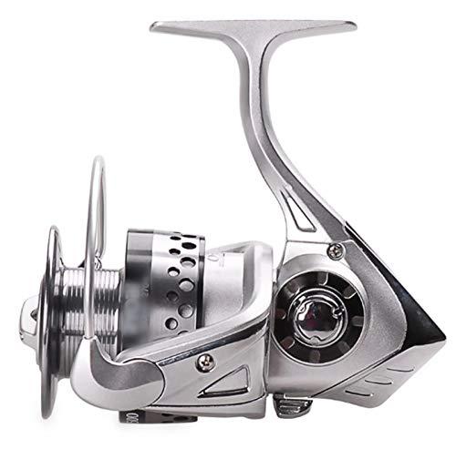 RongWang 7BB 1500-6500 Tamaño 5.1: 1 5.0: 1 Carrete De Pesca Giratorio para Carretes De Pesca En Bobina (Color : 5500 Series)