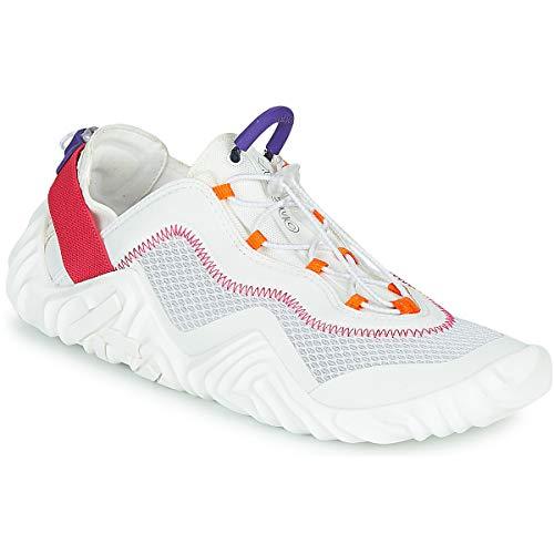 Kenzo Wave Sneaker Damen Weiss - 36 - Sneaker Low Shoes