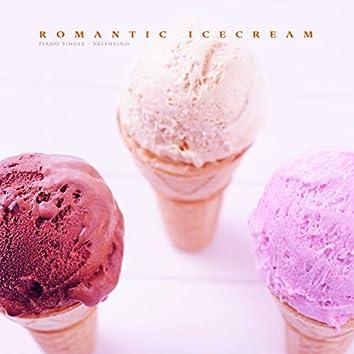Romantic ice cream