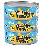 Trader Joe's Solid Light Yellowfin Tuna Fish in...
