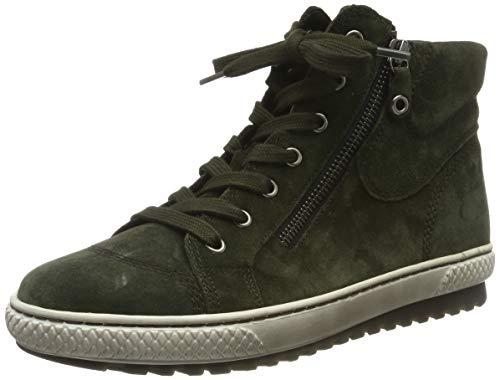 Gabor Shoes Damen Jollys Stiefeletten, Grün (Bottle 11), 40 EU