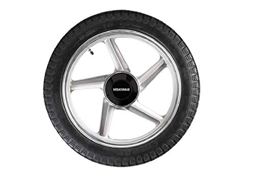 YAKIMA - 5 Spoke Spare Tire and Wheel, Fits All RackandRoll Trailers