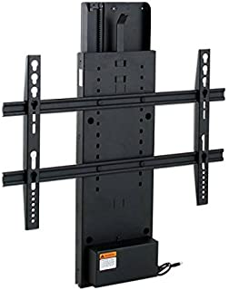 Whisper Ride 750 Motorized TV Lift Mount – Complete Kit for TVs up to 50 inches. Weight Capacity 145 lbs. Travel Distance 29.5 inches. 5 Year Warranty.