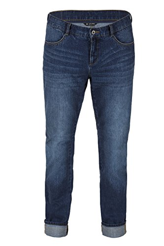VAUDE Larvik Pantalon Pantalon Homme Eclipse FR : XL (Taille Fabricant : 50)