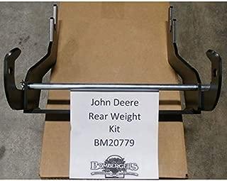 John Deere Rear Weight Kit BM20779 X465 X475 X485 X575 X585 X595 X400'S X500'S X700'S
