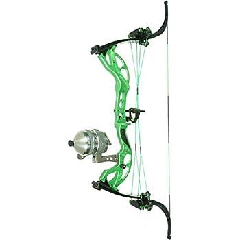 Muzzy 8006 LV-X Muzzy Bowfishing Kit Powered by Oneida-LH- Multi one Size