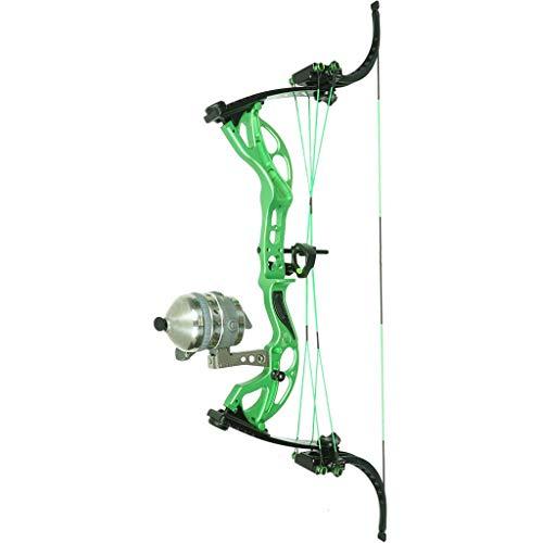Muzzy 8006 LV-X Muzzy Bowfishing Kit Powered by Oneida-LH-, Multi, one Size