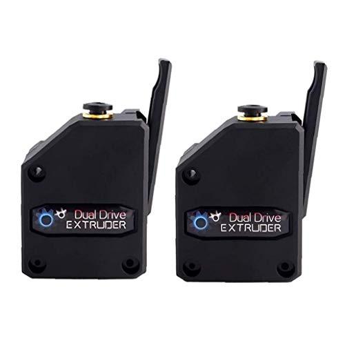 3D Printer Extruder Dual Drive BMG Cloned Bowden Accessories 1.75mm Filament Universal 2PCS Utilities Industrial Tools