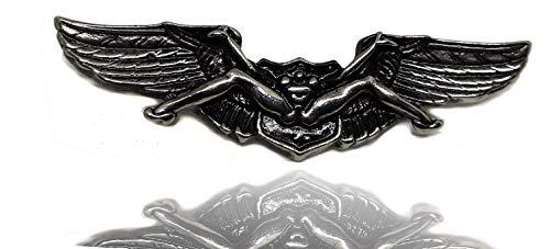 Daywalker Bikestuff Custom • PIN • Anstecker • Badge • Nadel • Angel Wings • Wide Open Legs Heels
