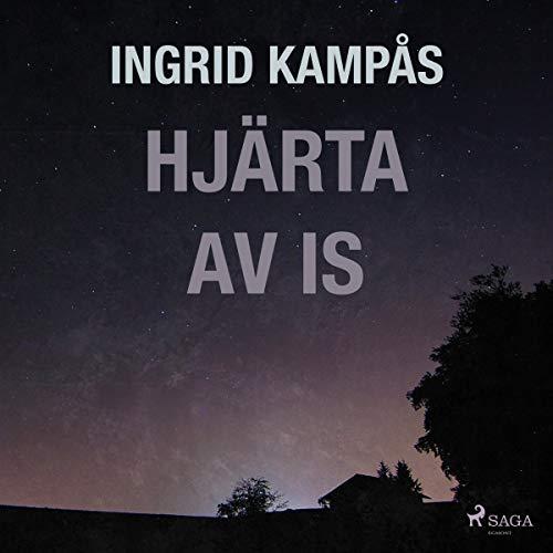 Hjärta av is audiobook cover art