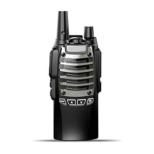 DGHJK Walkie Talkie, Interphone Walkie Talkies, Intercomunicador Inteligente portátil de Alta Potencia de 50 km para Exteriores Impermeable Walkie de ingeniería