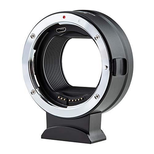 Viltrox EF-Z Autofocus Lens Adapter Metalen contacten Full Frame voor Canon EOS EF EF-S Lens naar Nikon Z mount Z6 Z7 Z50