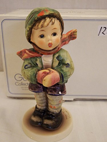 Hummel Goebel Collectors Club Special Edition No. 6 for Members #421 All Bundled Up