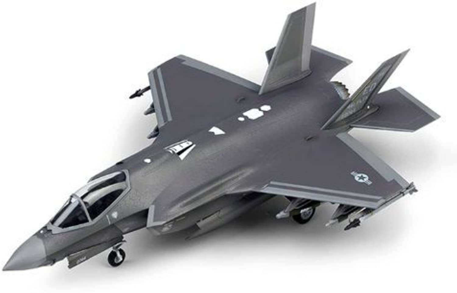 1 72 USAF F-35A LIGHTNING II MulticolGoldt Kit 12507 - Plastic Model Kit by ACADEMY