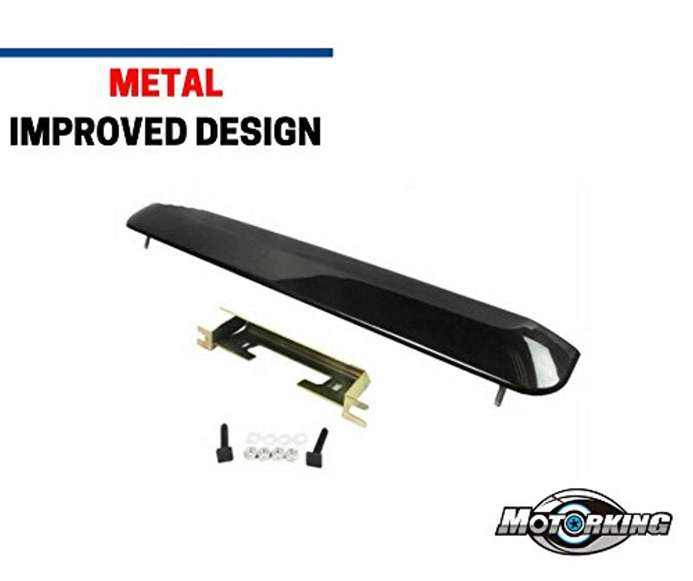 MotorKing UF1017-TG-1F4 Liftgate Tailgate Handle (Garnish Hatch For Scion xB 1.5L L4 Shadow Mica 1F4 2004-2006) pmqeudhivbt291