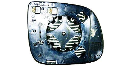 Equal Quality RS02940 Piastra Vetro Specchio Retrovisore Sinistro