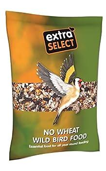 Extra Select Bird Nourriture sans blé Mix, 3kg