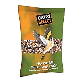 Extra Select No Wheat Wild Bird Food