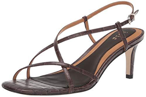 Joie Malou sandalia con tacón para mujer, Marrón (Cedro), 39 EU