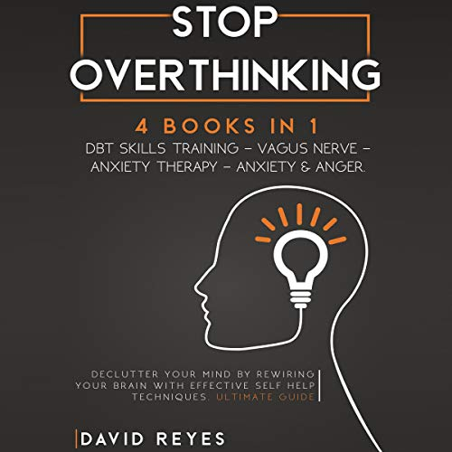 Stop Overthinking  By  cover art