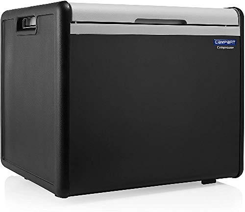 CAMPART Hybrid-kühlbox Kühlbox Helsinki 41 L Hybridsystem, Gray, XL, CB-8690