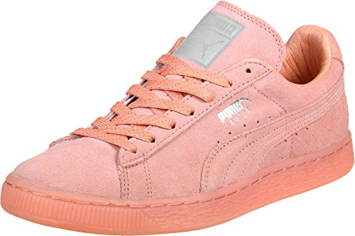 PUMA Suede Mono Ref 362101-08 Womens Trainers UK 3.5