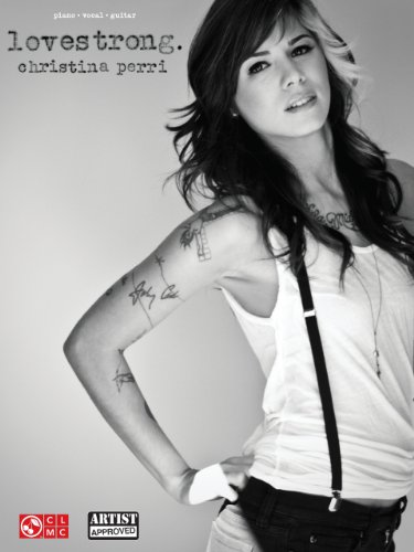 Christina Perri - lovestrong. Songbook (English Edition)