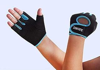جوانتي رياضي بتصميم نصف اصبع حتى المعصم للجنسين، طراز S0628