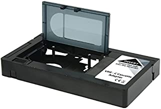 Konig VHS-C Cassette Adapter [KN-VHS-C-ADAPT] - Not Compatible with 8mm/MiniDV