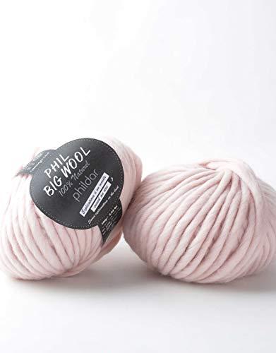 phildar Wolle Big Wool 50m 100g weich Pétale