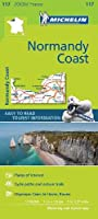 Normandy Coast - Zoom Map 117: Map (Michelin Zoom Maps)